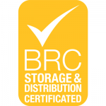 BRC Storage & Distribution Issue 3 Logo
