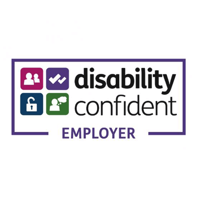 Disability Confident Employer Logo
